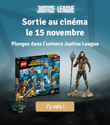 Jouets Justice league