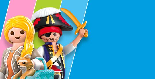 Découvrez la boutique Playmobil