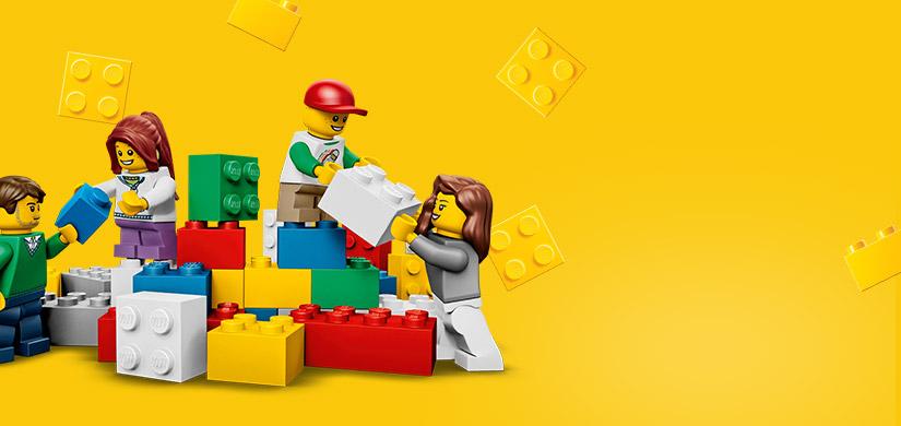 Découvrez la boutique LEGO®