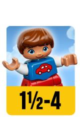 LEGO® de 1 à 4 ans