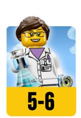 LEGO® de 5 à 6 ans
