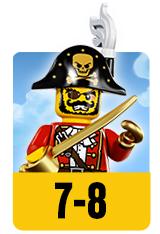LEGO® de 7 à 8 ans