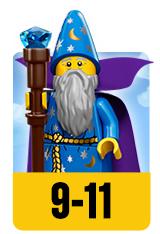 LEGO® de 9 à 11 ans