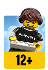 LEGO® pour les plus de 12 ans