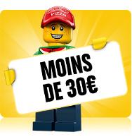 Les LEGO® à moins de 30€