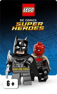 LEGO® Super Heroes DC Universe™
