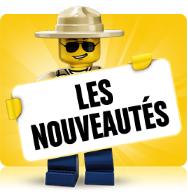 Les nouveautés LEGO®