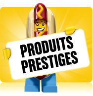 Les LEGO® prestiges