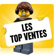 Les top ventes LEGO®