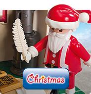 Playmobil Noël