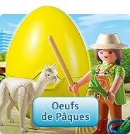 Playmobil Oeufs de Pâques