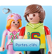 Playmobil Portes-clés