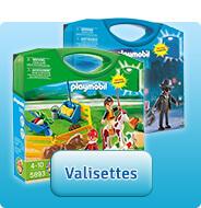 Playmobil Valisettes