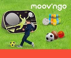 Jeux de plein air Moov'ngo